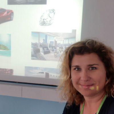 Zita_summer teaching in Exeter
